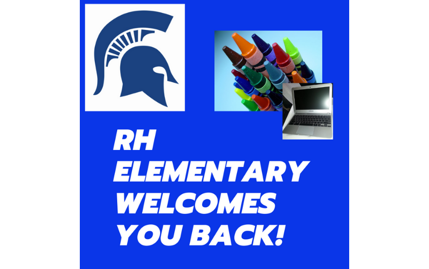 RHES Welcomes you back!