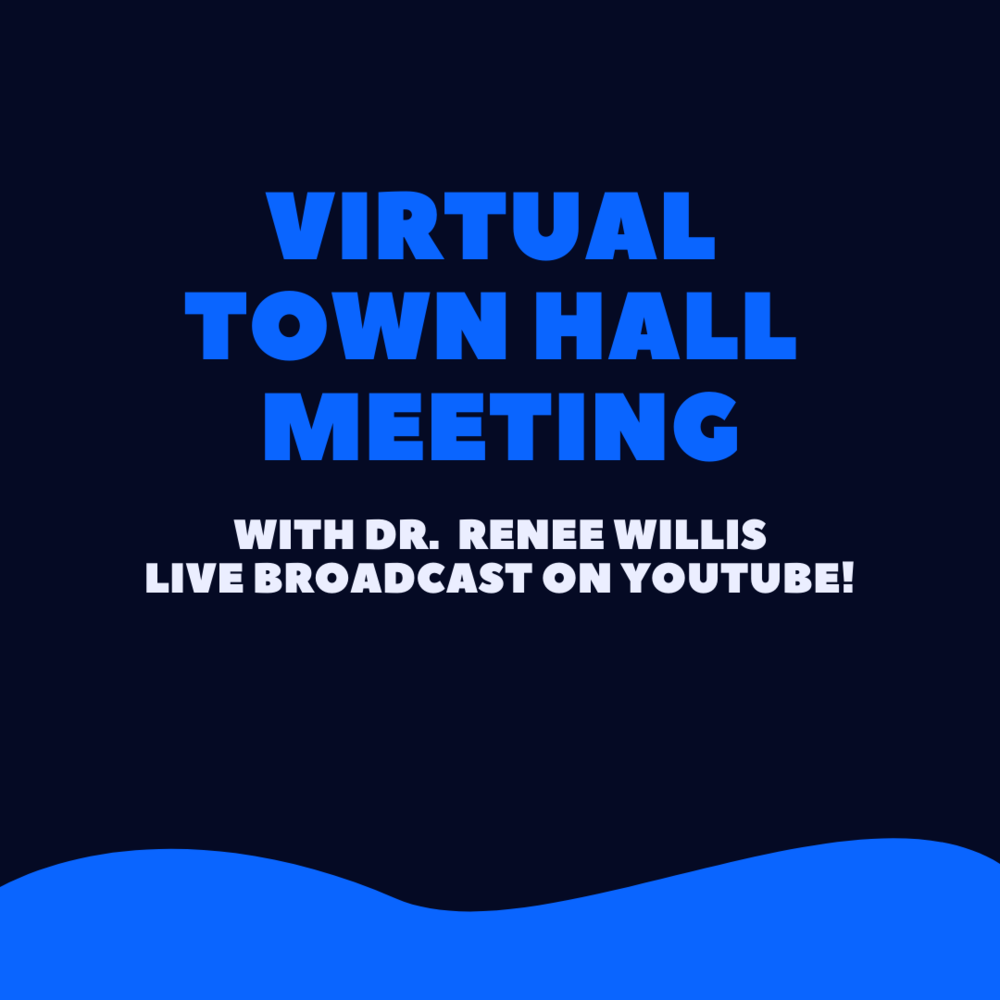 Virtual Town Hall Replay