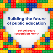 Celebrating School Board Recognition Month in January
