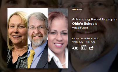 Advancing Racial Equity in Ohio Schools (video available)